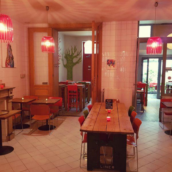 Interieur les penates restaurant bar
